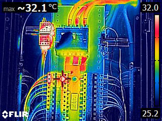 Thermal Imaging Switchboard Scanning Be Smart Electrical